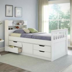 9 Desain Tempat Tidur Sekaligus Penyimpanan