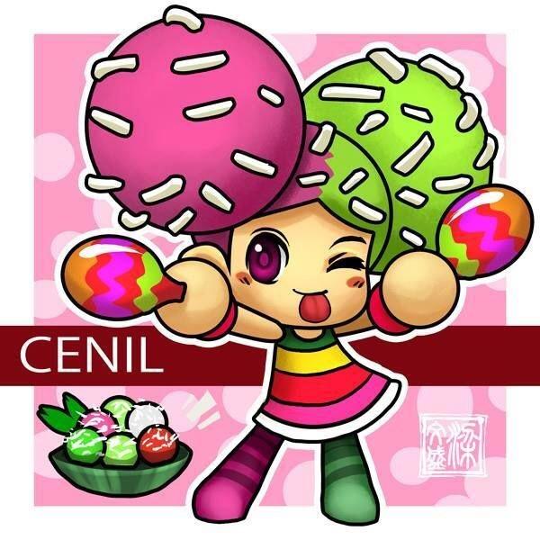 Cenil Kenyil-Kenyil