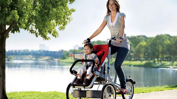 Sepeda Kereta Bayi