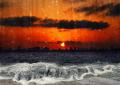 9 Foto Matahari Terbenam di Seluruh Dunia