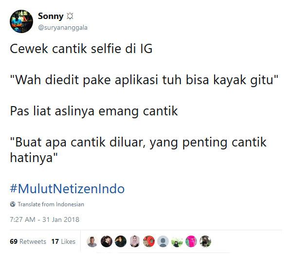 Terkadang emang serba salah banget hidup di Indonesia :d