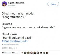 Kumpulan Tweet #MulutNetizenIndo yang Isinya Menohok Banget