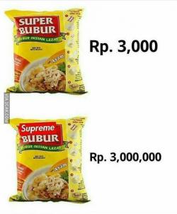 Plesetaan Kocak Produk Supreme ala Netizen Indonesia