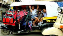 Seperti Ini Potret Bis Sekolah di India yang Bikin Miris
