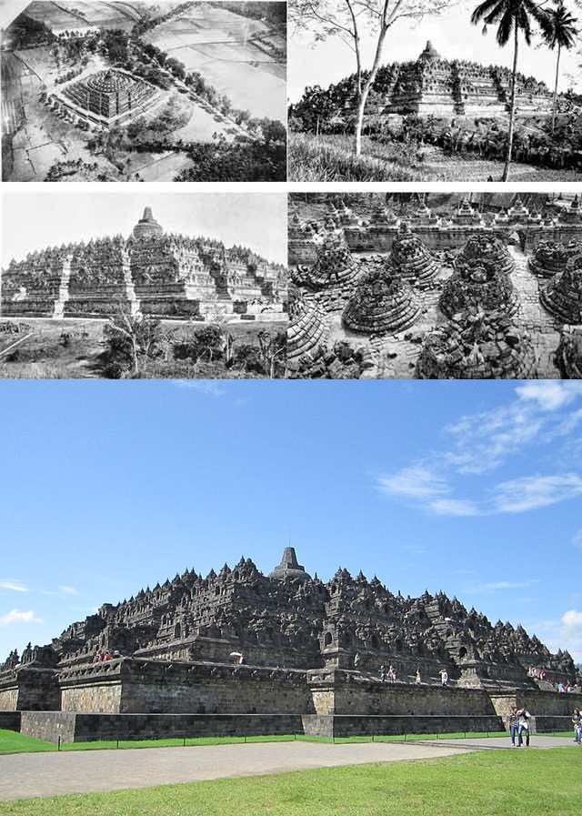 Candi Borobudur Butuh kira-kira waktu sekitar 50 tahun untuk menjadikan seluruh bagian candi Borobudur hingga terlihat seperti saat ini. Sudah pernah mengunjunginya?