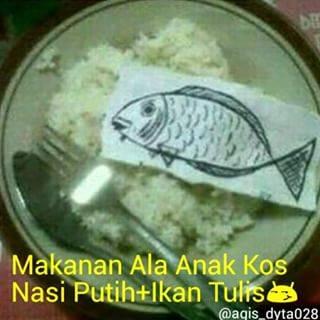 Baru tahu kalau ada ikan model beginian :D
