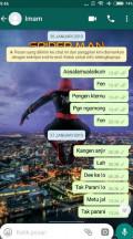 10 Chat Dengan Mantan yang Bikin Gagal Move On
