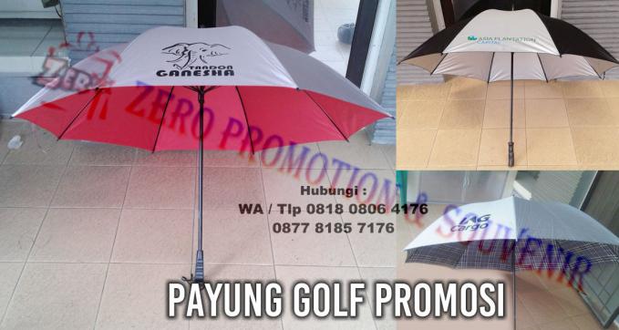 WOW Keren!!! Jual Payung Promosi - Payung Golf harga murah