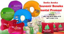 Keren!! Souvenir Boneka & bantal Promosi