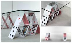 Bikin Rumah Makin Artistik dengan Meja-Meja Unik Ini