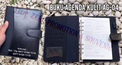 Buku Agenda Semi Kulit AG-04- Desain Custom Harga Termurah