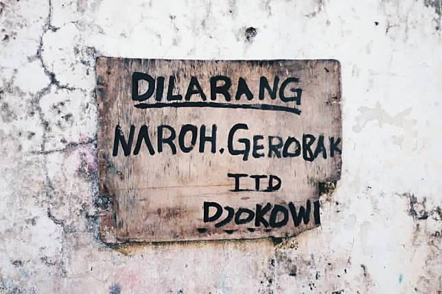 Himbauan langsung dari Presiden Republik Indonesia.