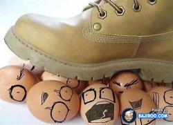 Lucunya Telur-Telur Ini Kalau Dijadikan Emoji