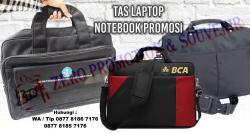 WOW Keren!!! Souvenir Tas Laptop Custom Promosi - Cetak Logo Anda