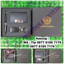 WOW Keren!!! Souvenir Gift Set Premium - FD - Pen Montblanc- Name Card Box