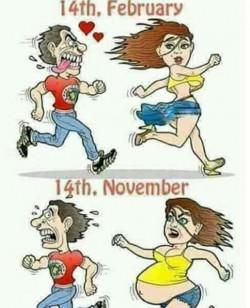 Gagal Nggak Bisa Valentine-an Kemari? Meme Ini Bakal Menghiburmu