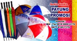 KEREN!! Payung promosi - payung Golf, standar dan Lipat