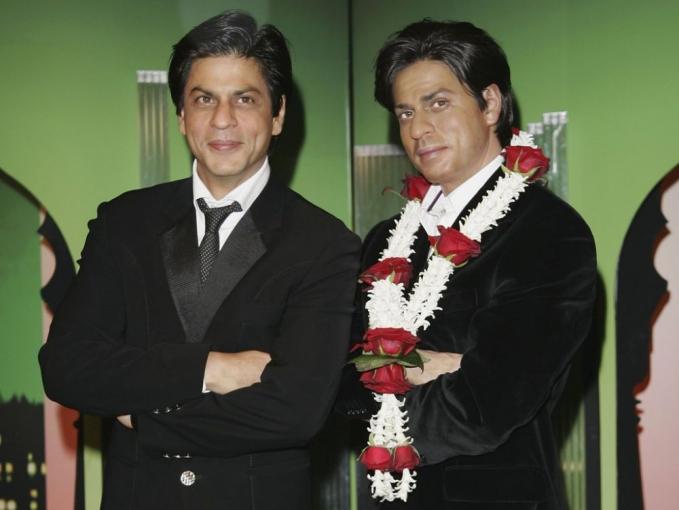 Ayo tebak ... mana Shahrukh Khan yang asli
