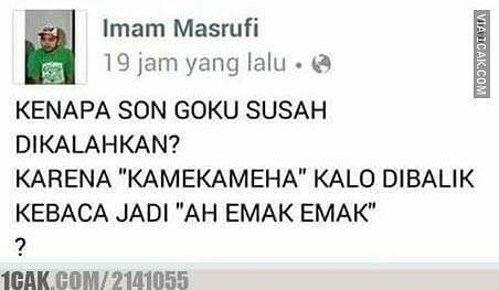 Eeyyaahhh ... The Power of Emak - Emak nih !