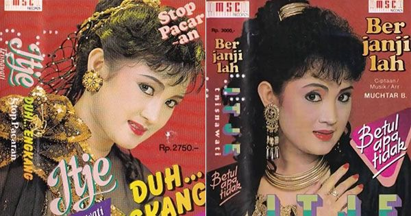 Itje Trisnawati Aktris dan penyanyi yang satu ini memang awet muda.