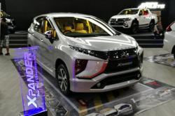 Mitsubishi Xpander, Standard Breaker LMPV di Indonesia