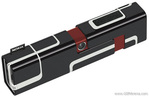 Pabrikan ponsel terkemuka Nokia meluncurkan tpe terbaru dengan bentuk yang mirip korek api.
