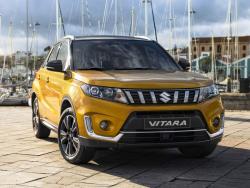 Perubahan terbaru di Suzuki Vitara