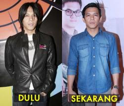 Perubahan Penampilan Musisi Kawakan Indonesia Dulu dan Sekarang