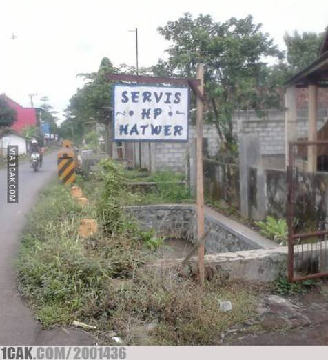 Ada yang tahu enggak apa yang dimaksud dengan hatwer?