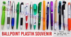 KEREN!!! Barang Promosi Pulpen Plastik Termurah di Tangerang
