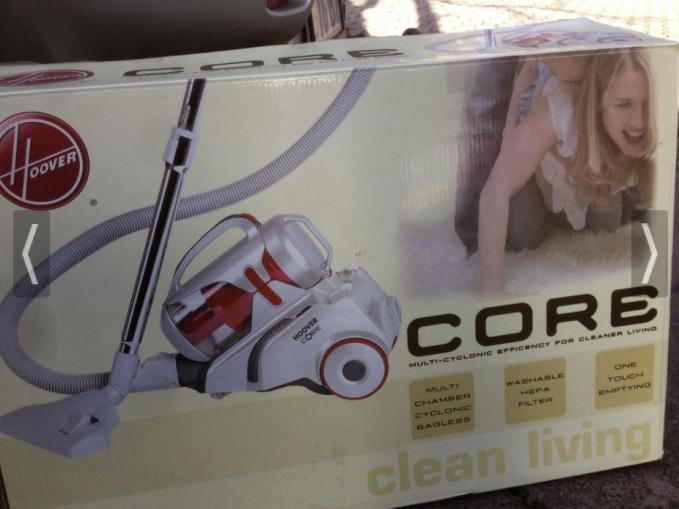 Si ceweknya lagi bahagia banget Pulsker dapat vacum cleaner baru, dengan begitu membersihkan rumah jadi cepat selesai deh.