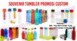 KEREN!! Tumbler Souvenir - Tumbler Promosi Custom Harga Grosir Murah