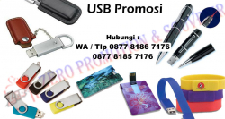 Keren!! Jual Usb Flashdisk Promosi Custom   Harga Murah, Chip RealCapacity