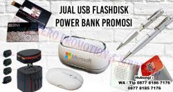 KEREN!! Jual Souvenir Flashdisk dan Power Bank - Souvenir Unik Untuk Promosi