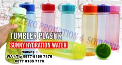 WOW Keren!!! Souvenir Botol Minum Sunny Hydration – Bottle Promotion