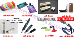Keren!! USB Flash Disk Barang Promosi Termurah di Tangerang
