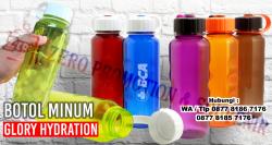 WOW Keren!!! Tumbler Glory Hydration Water Bottle - Termurah