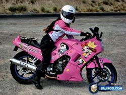 Ini Dia Motor Sport yang Punya Tampilan Super Unyu