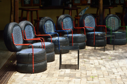 Furnitur Rumah Kece yang Terbuat dari Barang-Barang Bekas