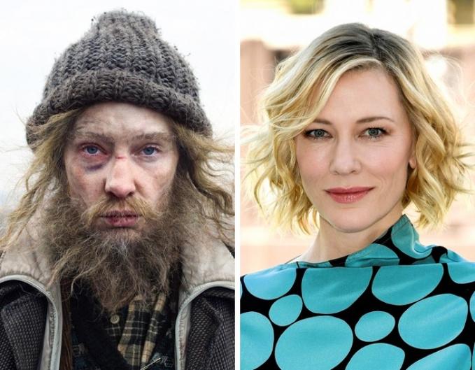 Kecantikan Cate Blanchett hilang seketika deh saat dia bermain dalam film 'Manifesto'.