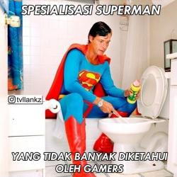 Kegiatan Superman di Kehidupan Sehari-Hari Selain Membasmi Kejahatan