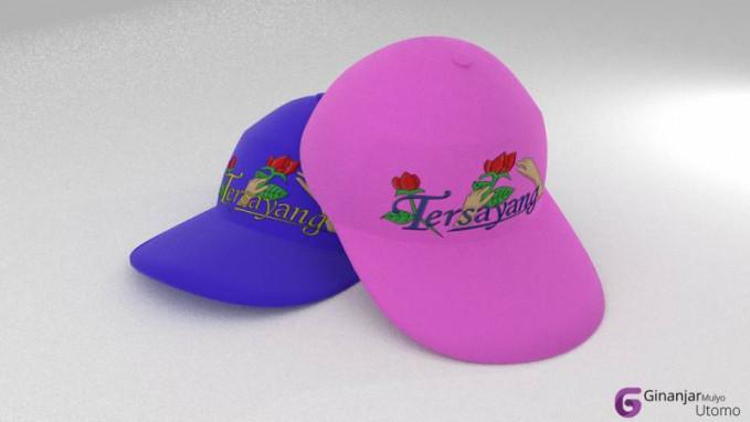 Kalau masa kecilmu bahagia pasti topi anak ini nggak boleh terlewatkan. Terinspirasi dari sebuah sinetron salah satu stasiun TV swasta. Selain Tersayang ada pula topi Tersanjung lho. Masih ingat?.