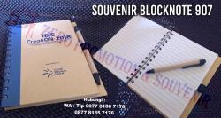 WOW Keren!!! Souvenir Memo Seminar - block note 907 Termurah