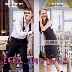 Poster Film Box Office Tanah Air Kalau Pemerannya Diganti Sule dan Andre