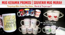 Keren!! Souvenir Mug promosi Untuk Souvenir promosi perusahaan Anda