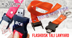 WOW Keren!!! Souvenir USB Tali - Stopper Flashdisk - FDSPC02