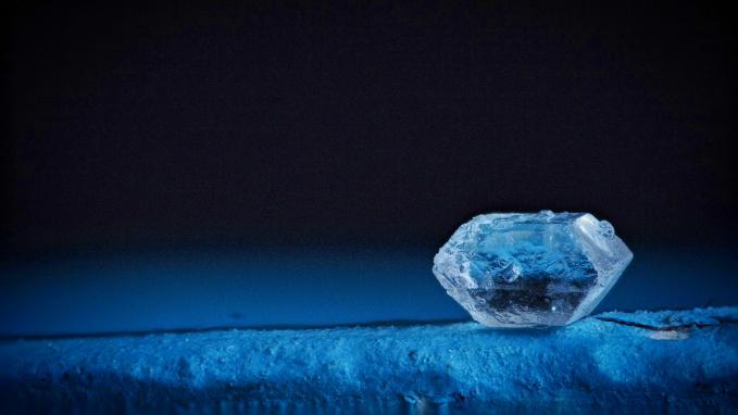 Emang sih dari kejauhan seperti sebuah berlian mahal. Tau nggak guys, kalau ini sebenarnya adalah butiran gula lho.