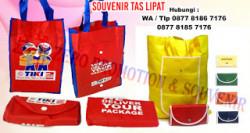 WOW Keren!!! Souvenir Tas Lipat Parasut - Bag Promosi