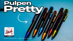 Video Review Souvenir Pulpen Pretty