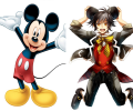 Ilustrasi Tokoh Kartun Anak-Anak Kalau Dibikin Versi Anime